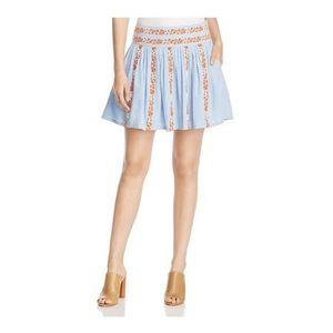 Tory Burch Embellished Skirt